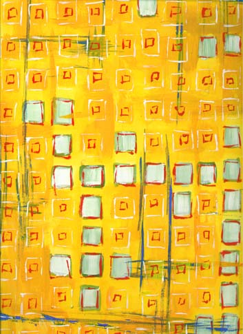 Squares in the Basement, Yellow